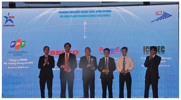 trao 23 giải thưởng công nghệ thông tin